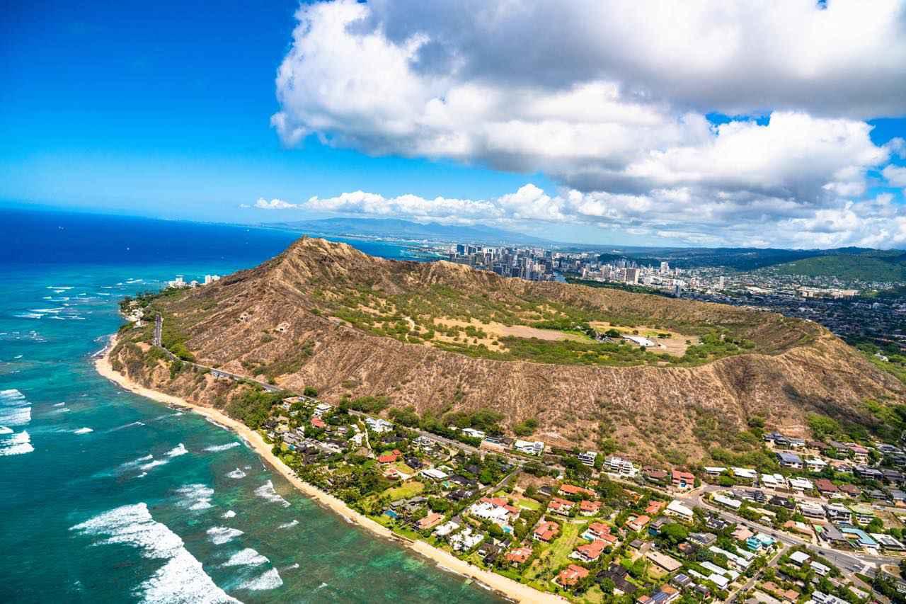 画像1: 「ダイヤモンドヘッド」の山頂から眺める絶景のハワイ
