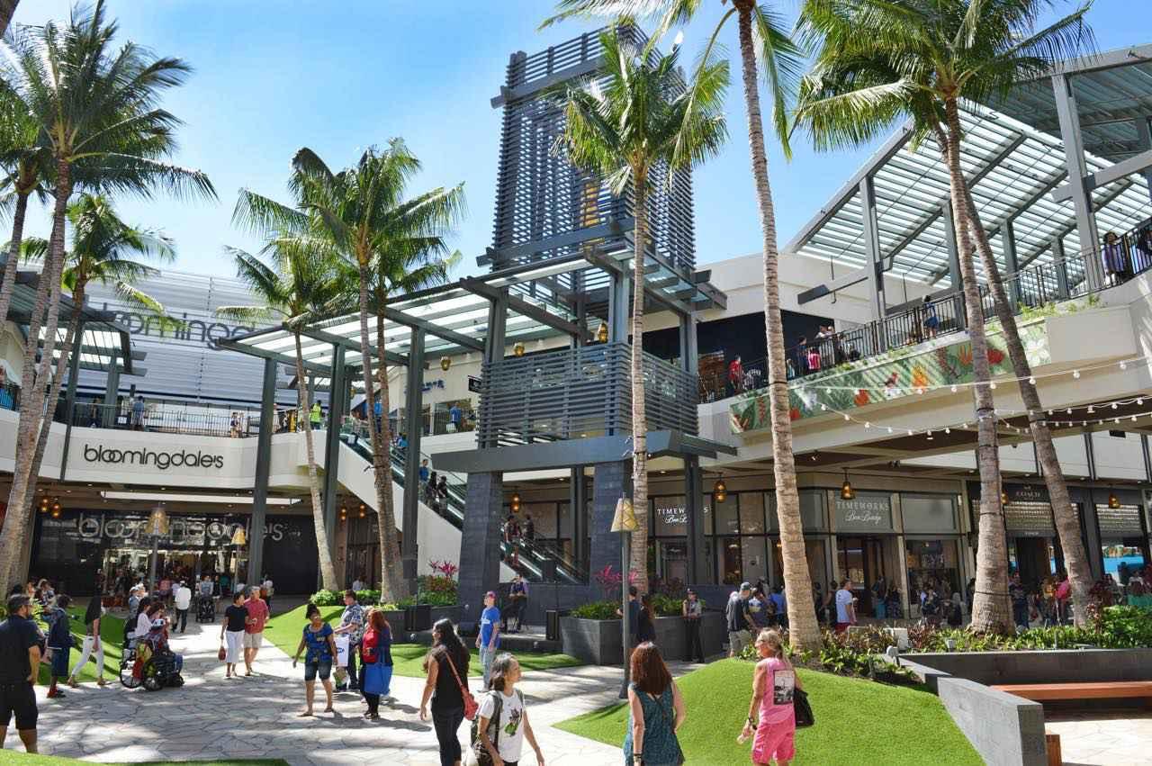 画像1: 「アラモアナセンター」は観光気分のショッピング天国