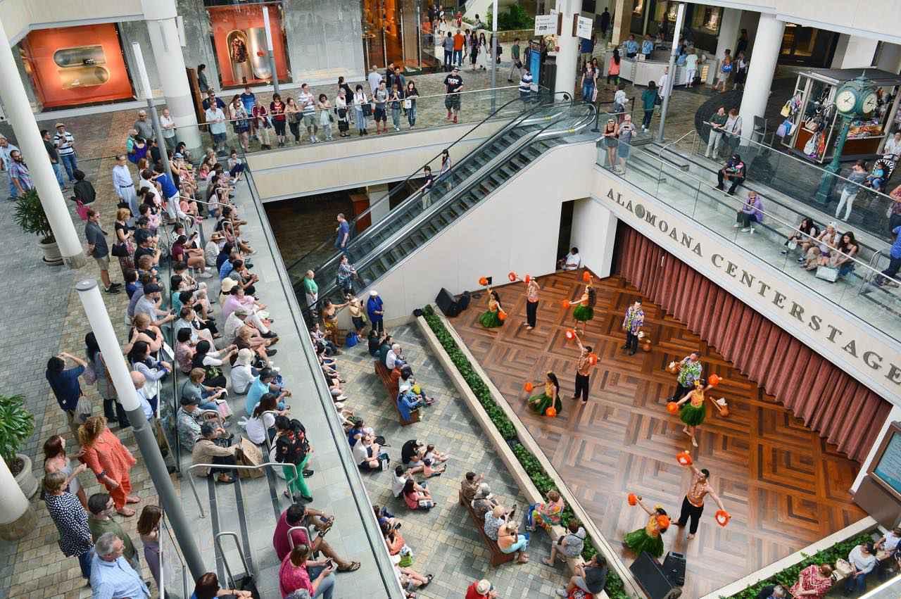 画像3: 「アラモアナセンター」は観光気分のショッピング天国