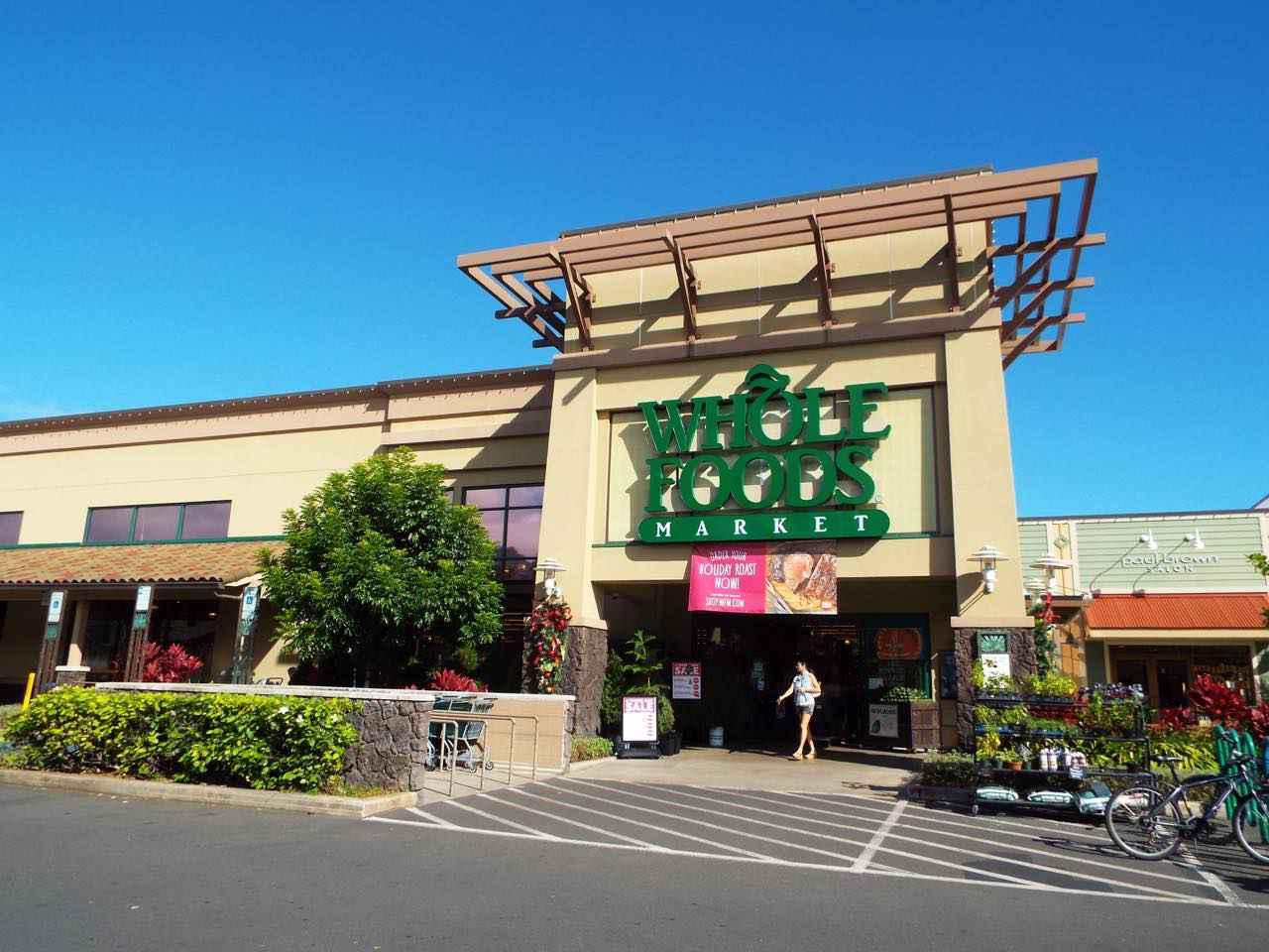画像: ホールフーズはエコバッグやオーガニックコスメが観光客にも人気のスーパー Photo: Whole Foods Market