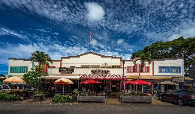 画像: ハレイワの街はノスタルジックなのんびりした雰囲気(c) Marvin Minder / Shutterstock.com