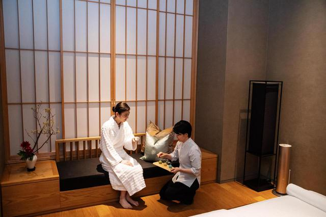 画像21: 「星のや東京」の「脱デジタル滞在」でデジタルデトックス。都心で自分を見つめ直す特別な体験を