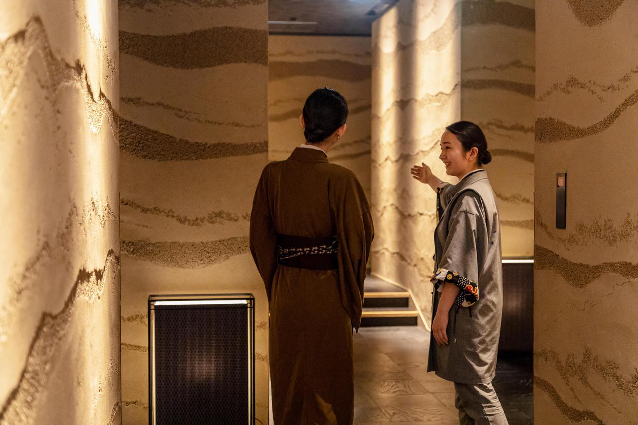 画像18: 「星のや東京」の「脱デジタル滞在」でデジタルデトックス。都心で自分を見つめ直す特別な体験を
