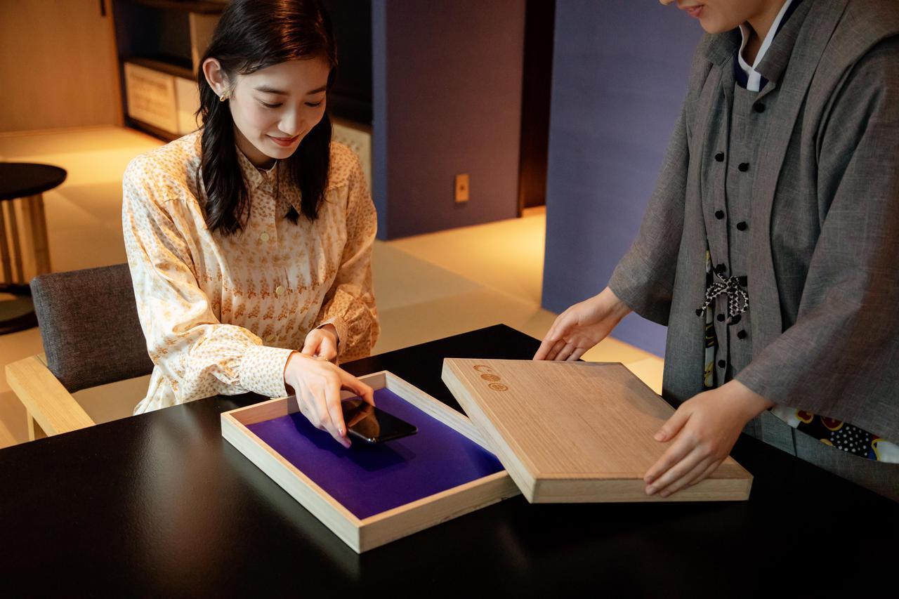 画像3: 「星のや東京」の「脱デジタル滞在」でデジタルデトックス。都心で自分を見つめ直す特別な体験を