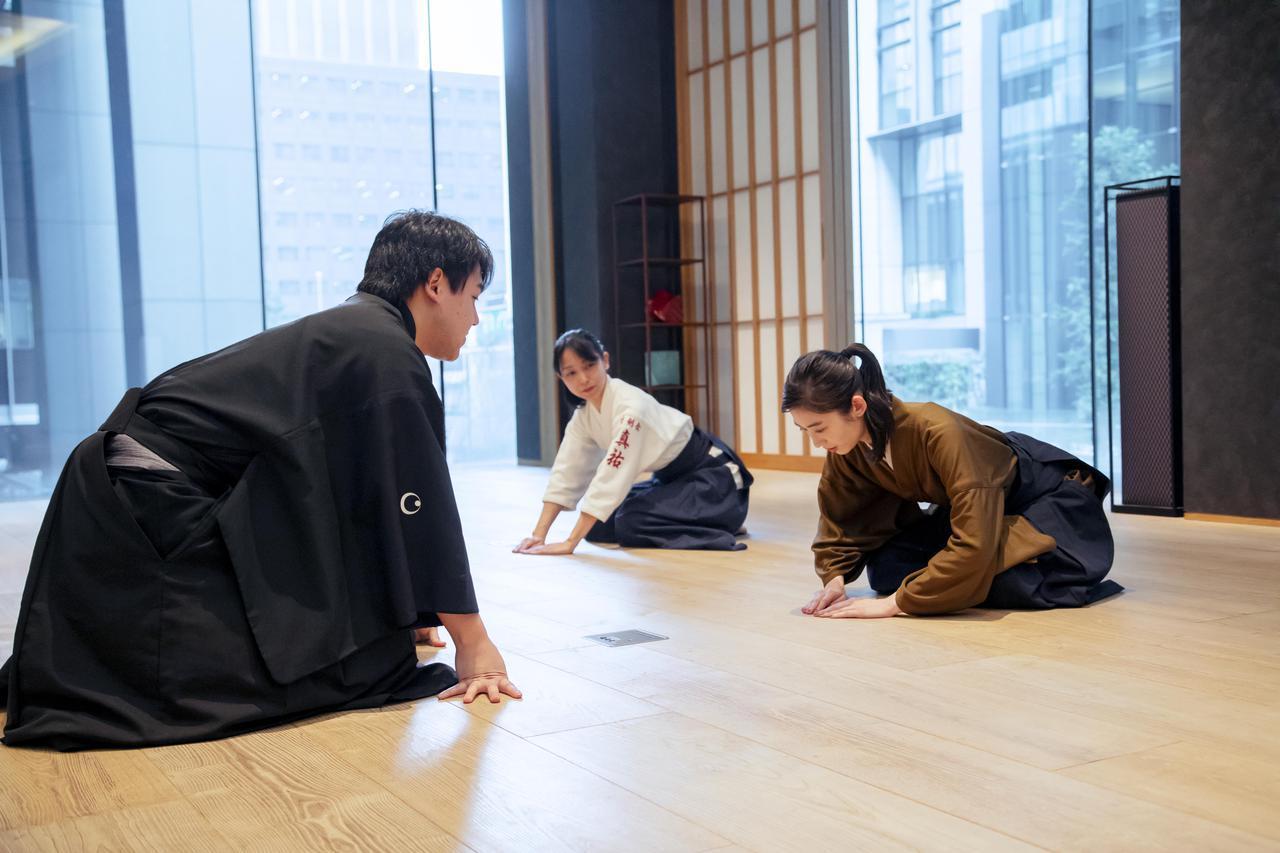 画像5: 「星のや東京」の「脱デジタル滞在」でデジタルデトックス。都心で自分を見つめ直す特別な体験を