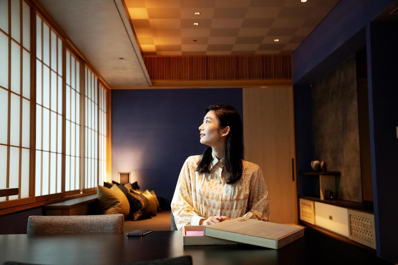 画像5: 2.いざ、体験しに「星のや東京」へ