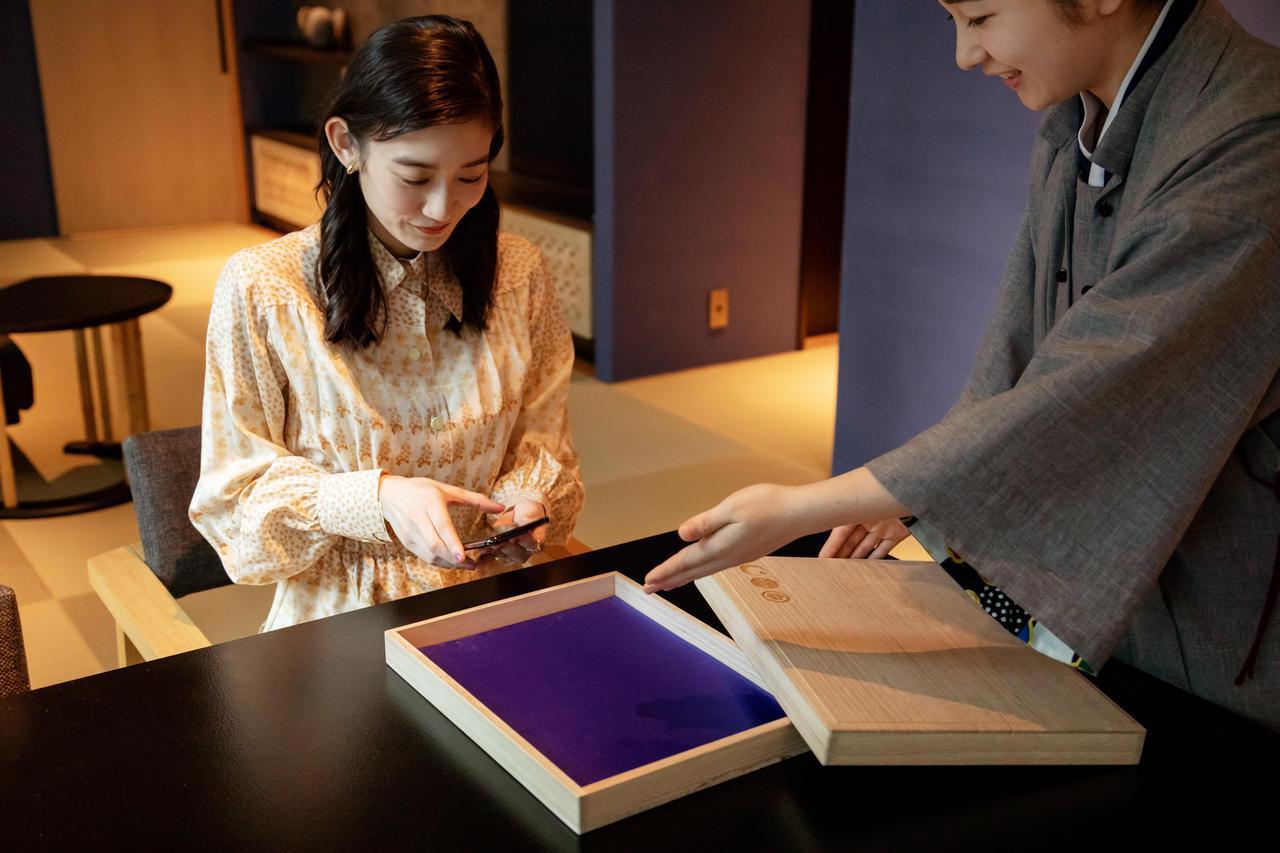 画像2: 「星のや東京」の「脱デジタル滞在」でデジタルデトックス。都心で自分を見つめ直す特別な体験を