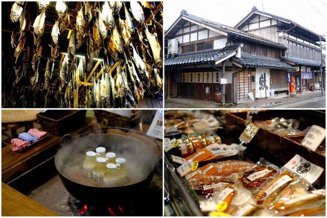 画像: 「千年鮭 きっかわ」では、時間をかけて作られた塩引き鮭製品を購入することができます。店舗も素敵ですからぜひ立ち寄ってみてほしいです。