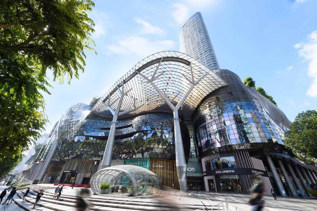 画像: アイオン・オーチャードはショッピングなど多彩な体験を提供する複合型商業施設