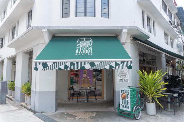画像: ティオン・バルー・ベーカリーはこのエリアのブーム化に一役買った店 The Mariner 2392 / Shutterstock.com