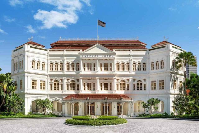 画像: 2019年8月にリニューアルした、130年以上愛され続ける一流ホテル