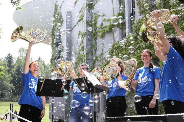 """画像: 【PMF】若き才能が世界中から集結。""""ひと夏限りのオーケストラ"""""""