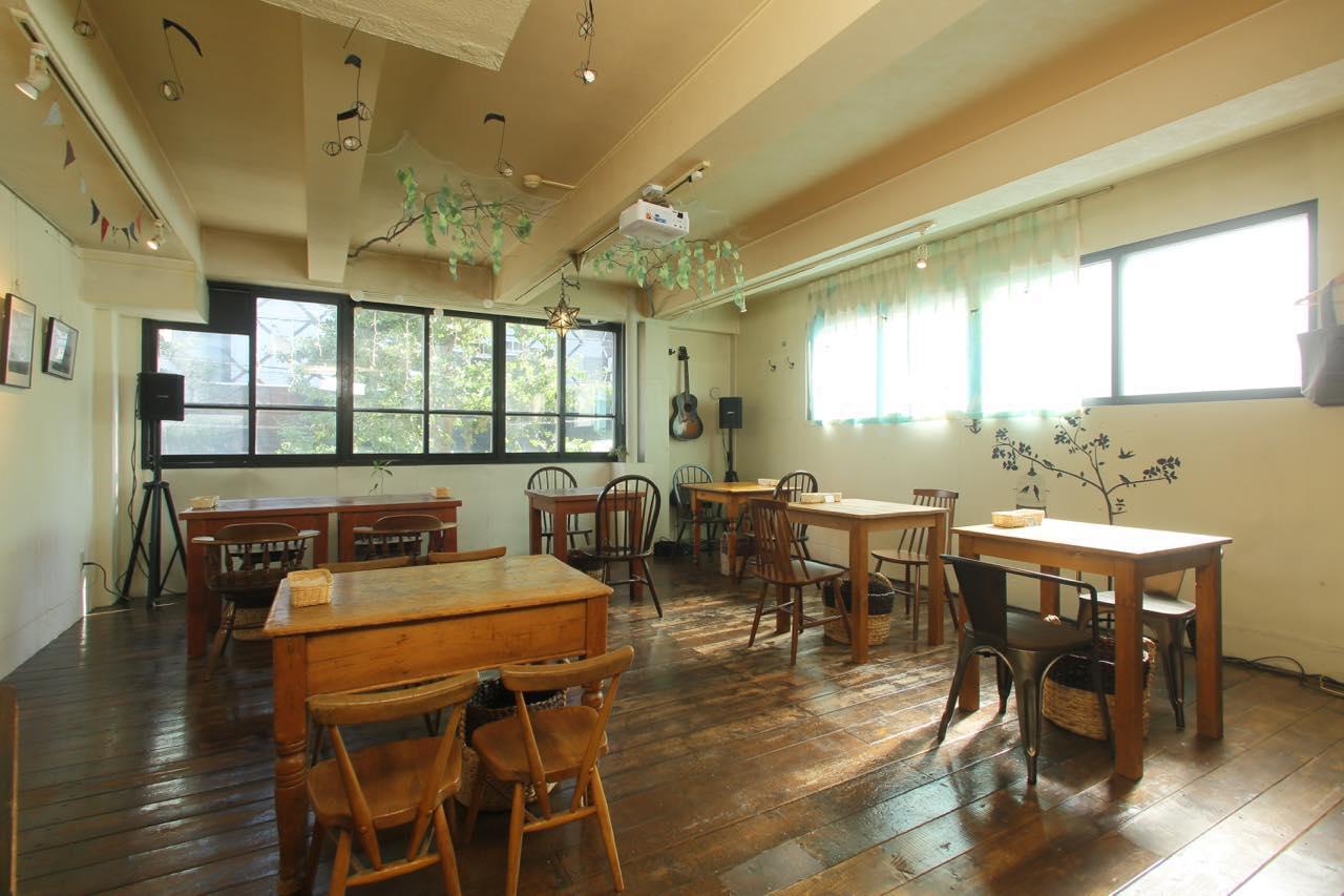 画像1: musica hall café(ムジカホールカフェ)