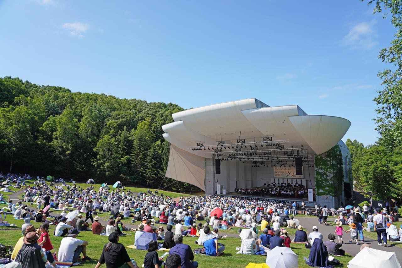 画像: ピクニックコンサート(札幌芸術の森・野外ステージ)