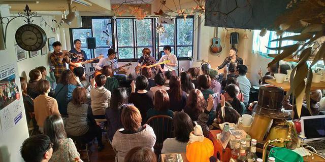 画像2: musica hall café(ムジカホールカフェ)