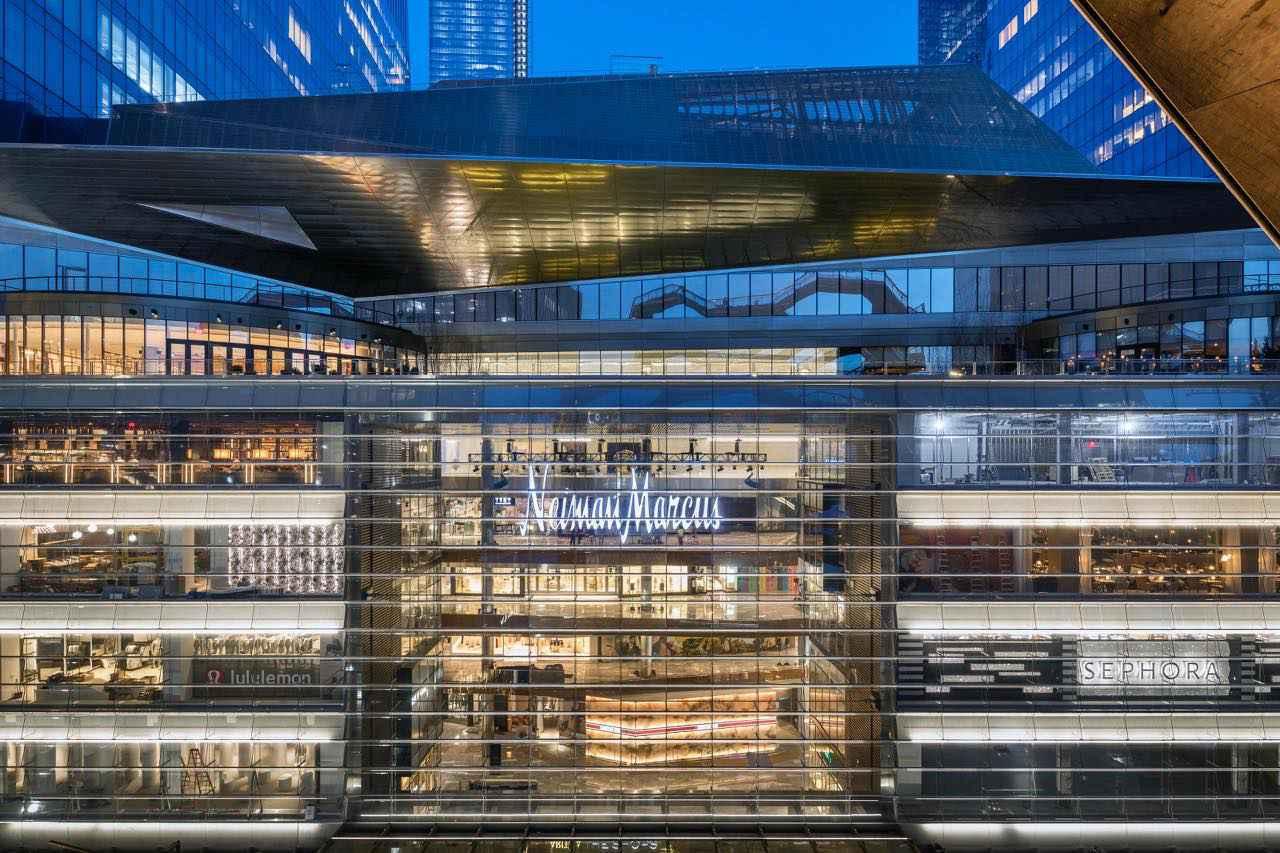 画像: ハドソン・ヤードの大型複合施設でショッピング三昧 (c)FRANCIS DZIKOWSKI FOR RELATED-OXFORD