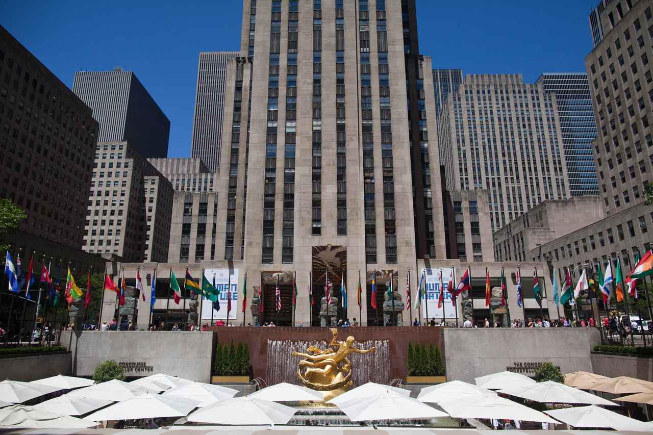 画像: 5番街やニューヨーク近代美術館からも近い場所にあります (c) Joe Buglewicz/NYC & Company