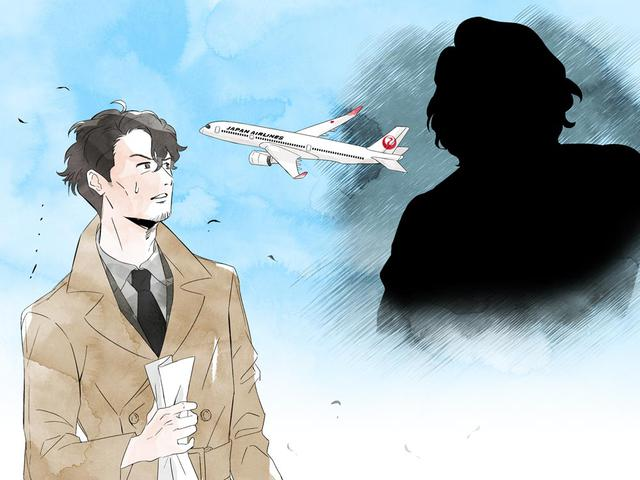 画像3: 「探偵明智、謎の美人親娘と乗る初めてのファーストクラス」