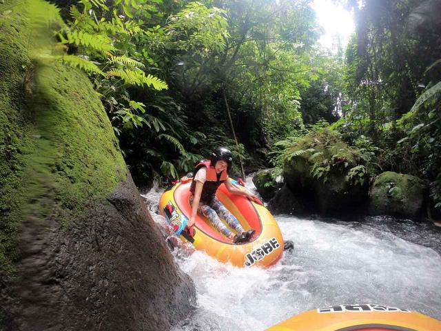 画像3: 5.【キャニオン・チュービング・アドベンチャー】手つかずのジャングルで体験する、癒しと興奮の川下り