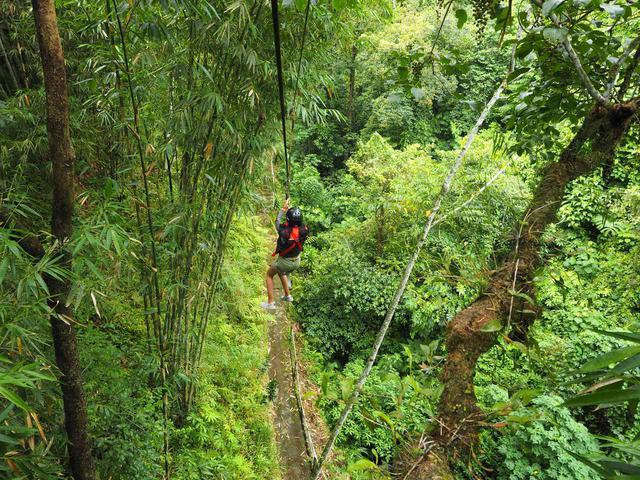 画像2: 5.【キャニオン・チュービング・アドベンチャー】手つかずのジャングルで体験する、癒しと興奮の川下り