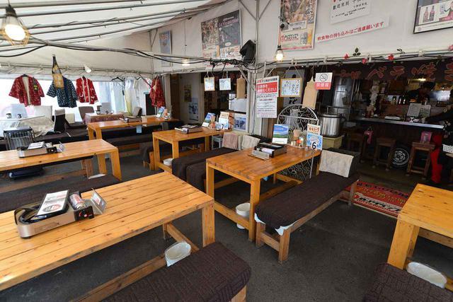 画像: 十和田バラ焼きのアンテナショップ「司バラ焼き大衆食堂」