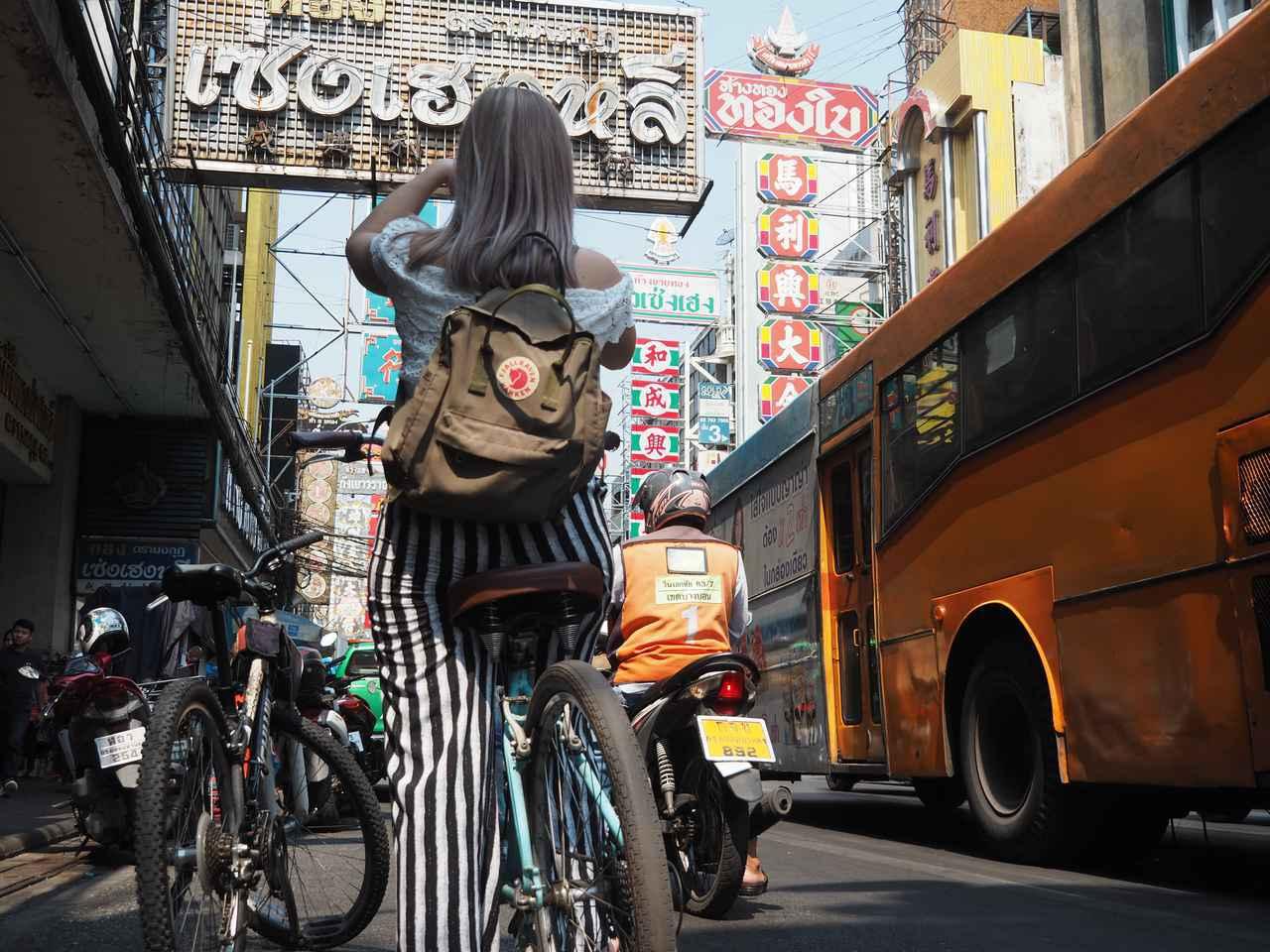 画像5: 15:00 バンコクの下町をサイクリングで駆け抜ける(所要時間約2時間)