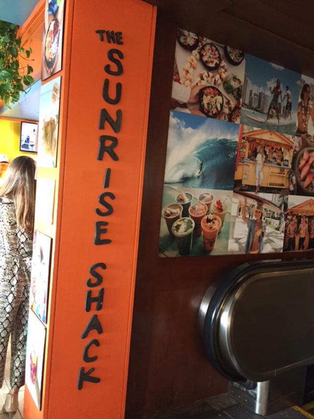画像2: (ハワイ)現地スタッフが体験!~オアフ島ノースショア発「サンライズシャック」~