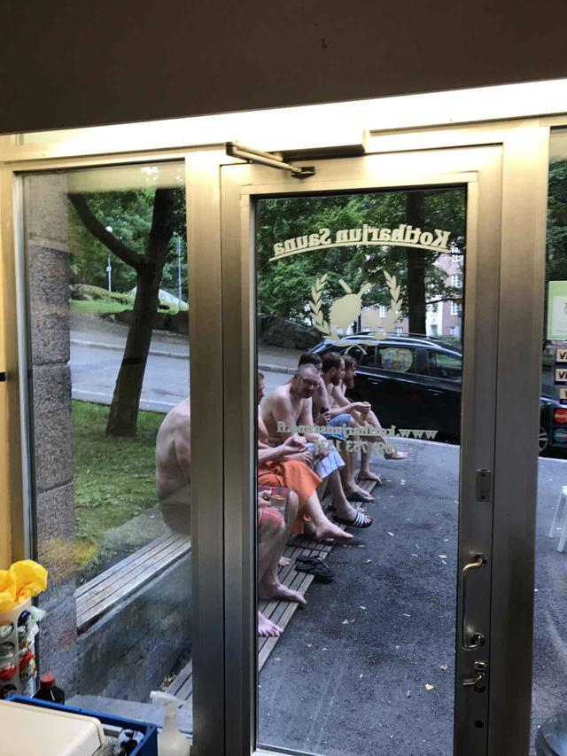 画像: 1. ヘルシンキのサウナと言えばここ!観光者向けのメジャーなサウナ KotiharjunSauna