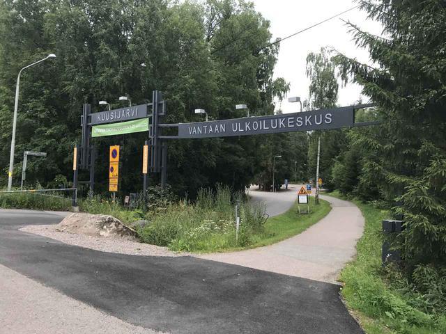 画像1: 2. フィンランドらしい、湖畔にダイブできるサウナ Kuusijärvi