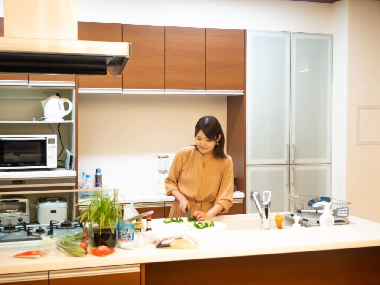 画像1: 地元食材を使った自炊こそ、バケレンの醍醐味