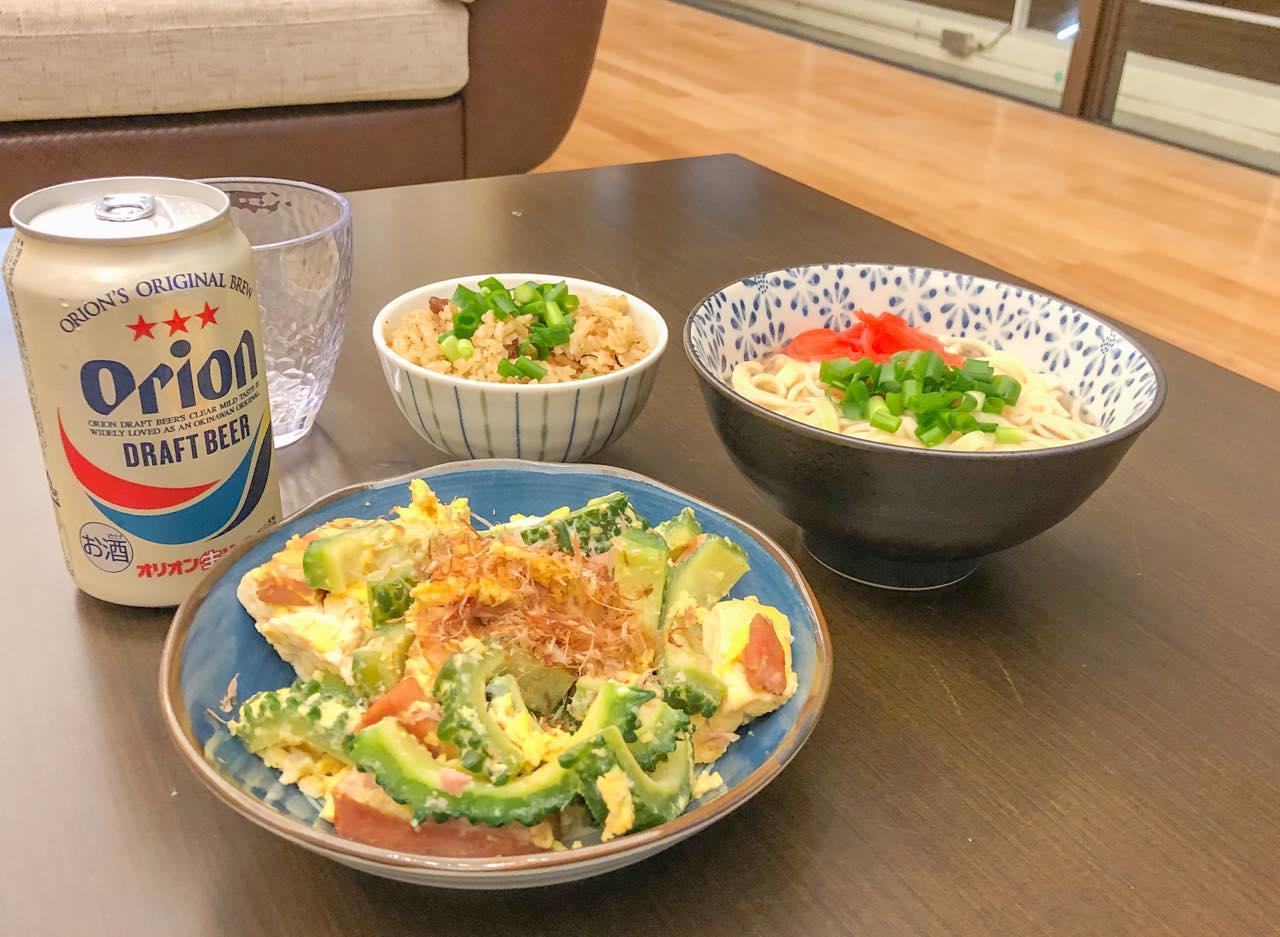 画像2: 地元食材を使った自炊こそ、バケレンの醍醐味