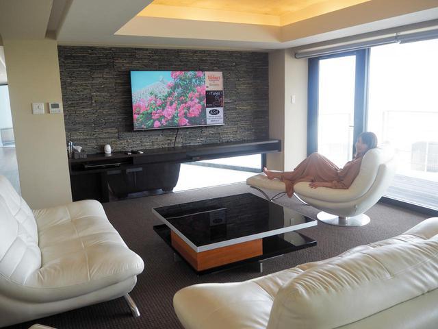 画像1: 優雅な空間で、ワンランク上の暮らしを味わう