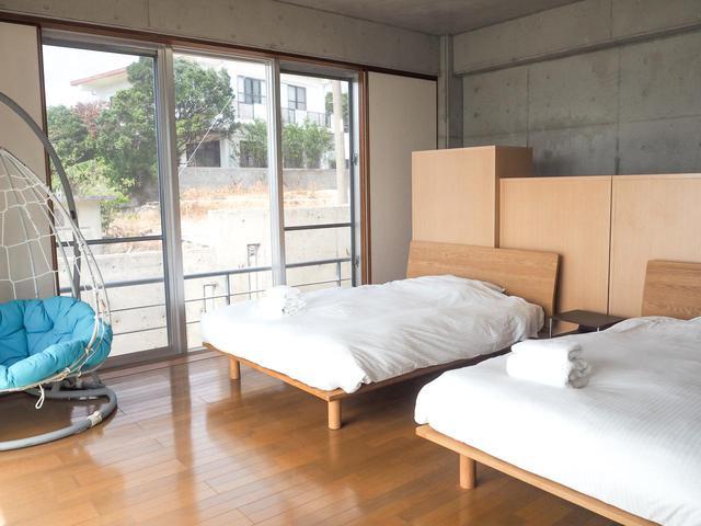 画像1: 島時間が心地よい、オーシャンビューのベッドルーム