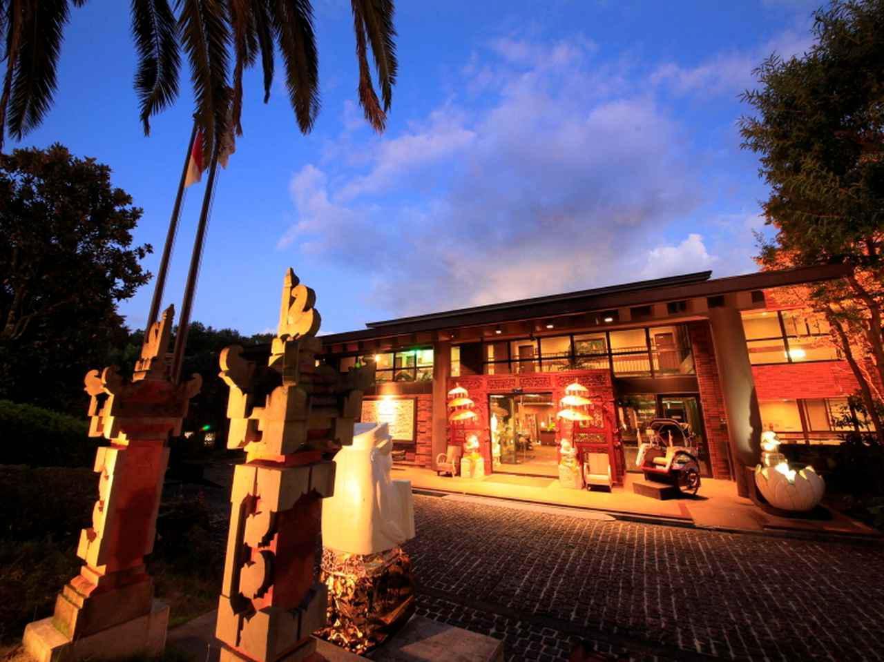 画像2: 【静岡】バリさながらの南国情緒と温泉に癒される「アンダリゾート伊豆高原」