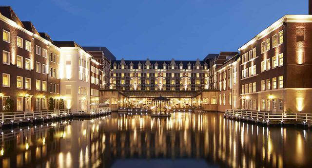 画像1: 【長崎】咲き誇る花々とヨーロッパの風景。ハウステンボスの「ホテルヨーロッパ」と「ホテルアムステルダム」