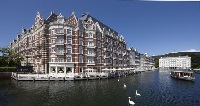 画像2: 【長崎】咲き誇る花々とヨーロッパの風景。ハウステンボスの「ホテルヨーロッパ」と「ホテルアムステルダム」