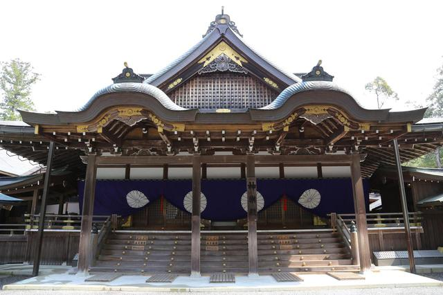 画像1: おすすめ観光スポット:伊勢神宮