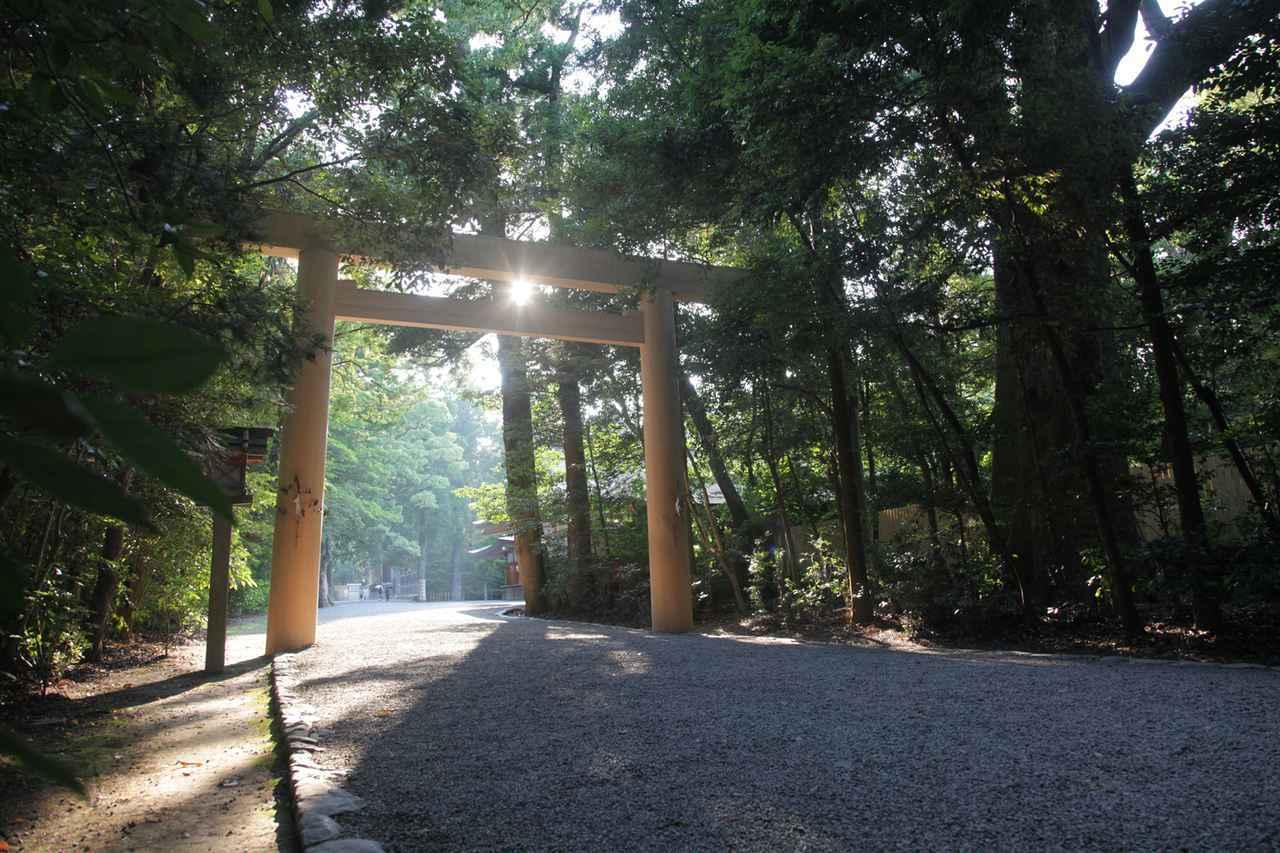 画像2: おすすめ観光スポット:伊勢神宮