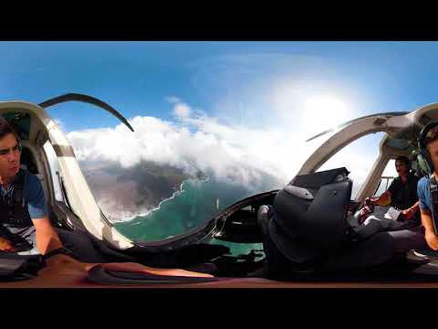 画像: VR ハワイ島 ヘリコプターツアー by ハワイ州観光局 www.youtube.com