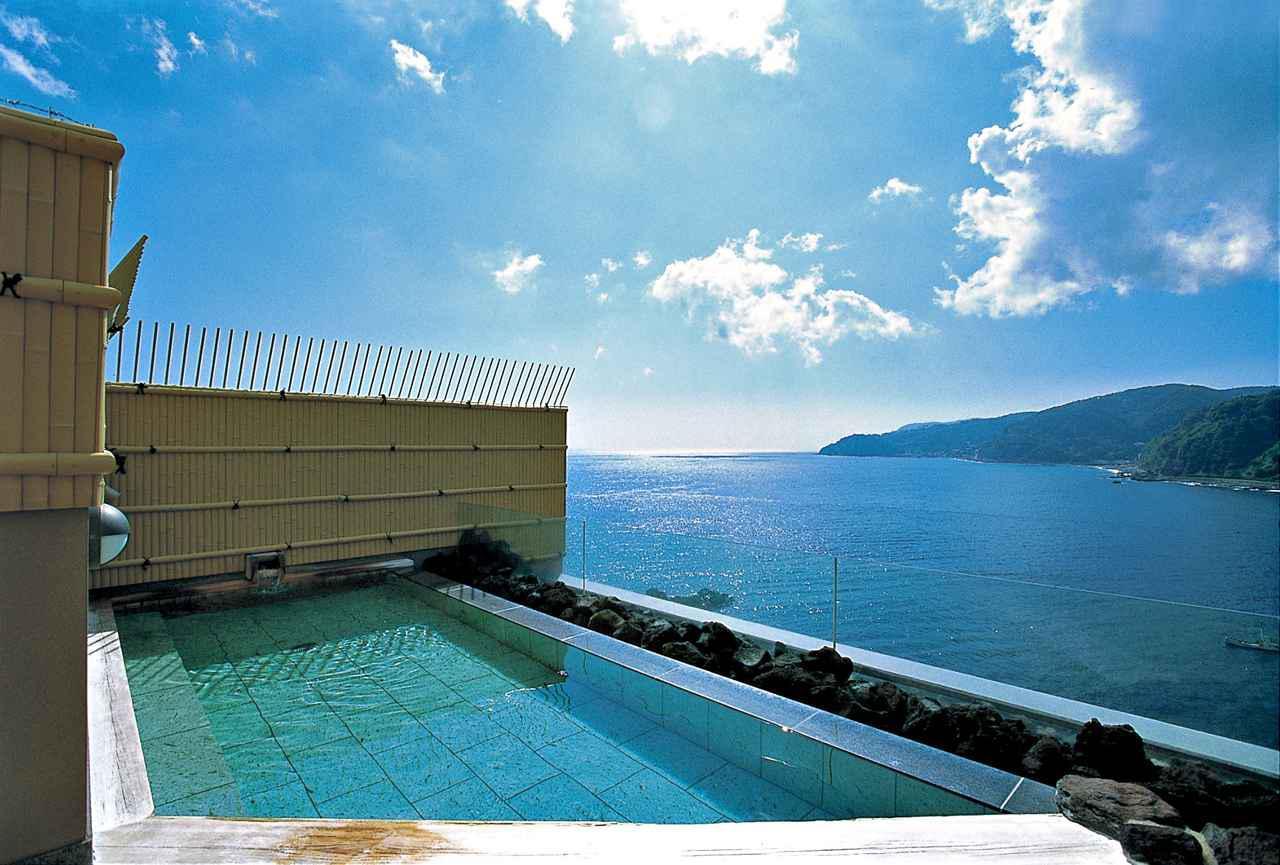 画像: 赤沢温泉ホテル屋上展望露天風呂 天穹の湯