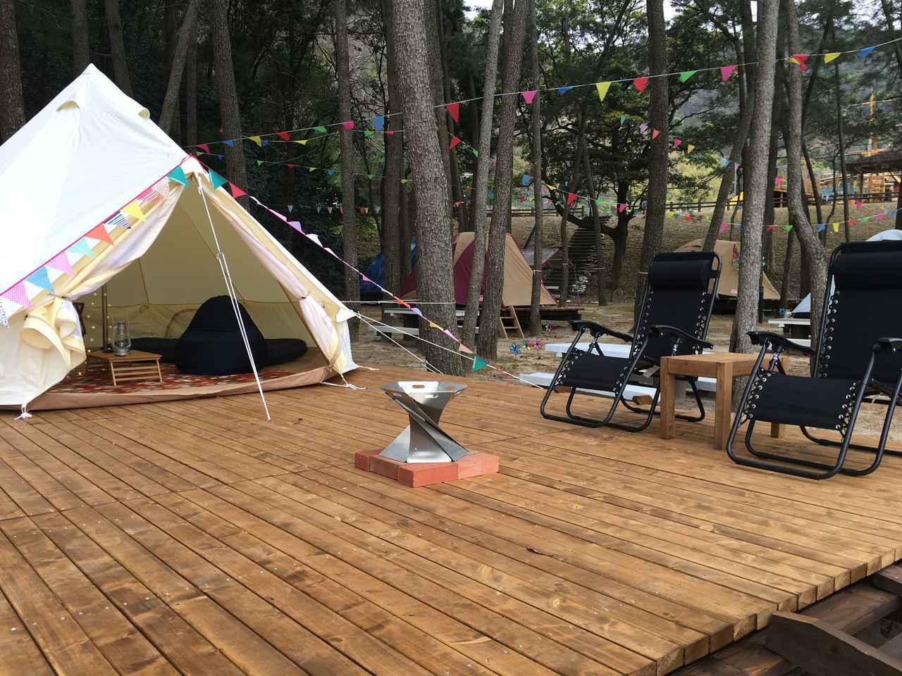 画像2: 海辺のキャンプ場Soleil Levant~ソレイユ ルヴァン~