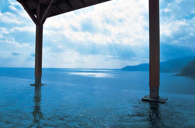 画像1: 伊豆・熱海のインフィニティ温泉で、心と身体を解き放つ