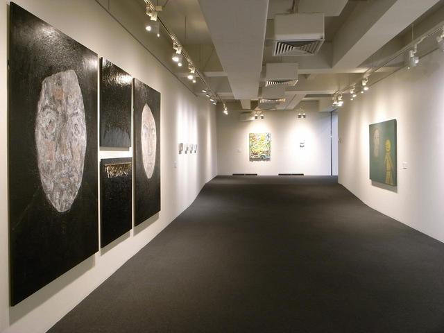 画像: 提供:上野の森美術館 VOCA展2014 展示風景