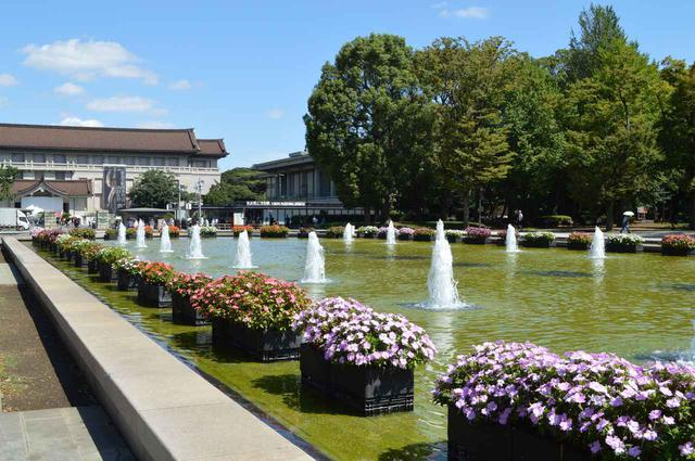 画像: 【上野恩賜公園エリア2】美術館&博物館で名作を鑑賞