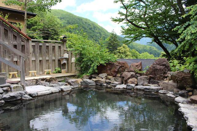 画像: 中の湯温泉旅館