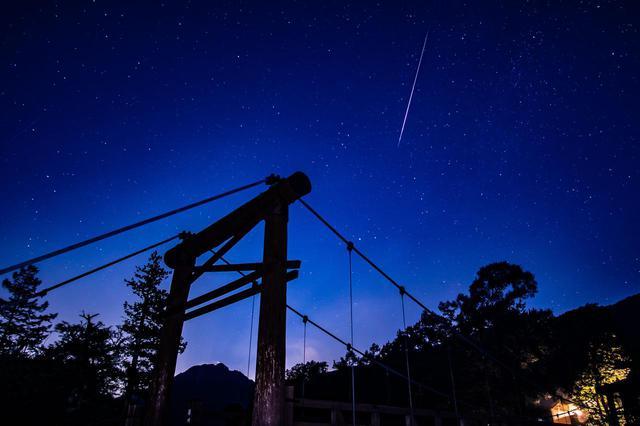 画像1: 20:00 上高地で本当の星空を知る