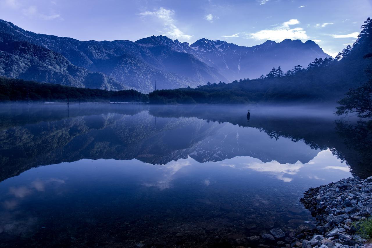 画像: 大正池