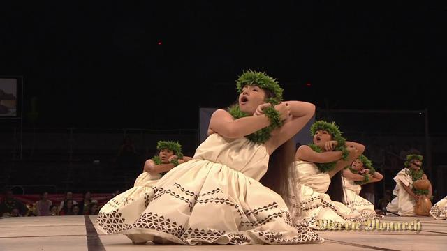 画像: 2019-Merrie Monarch Festival - Hoʻi Hou youtu.be