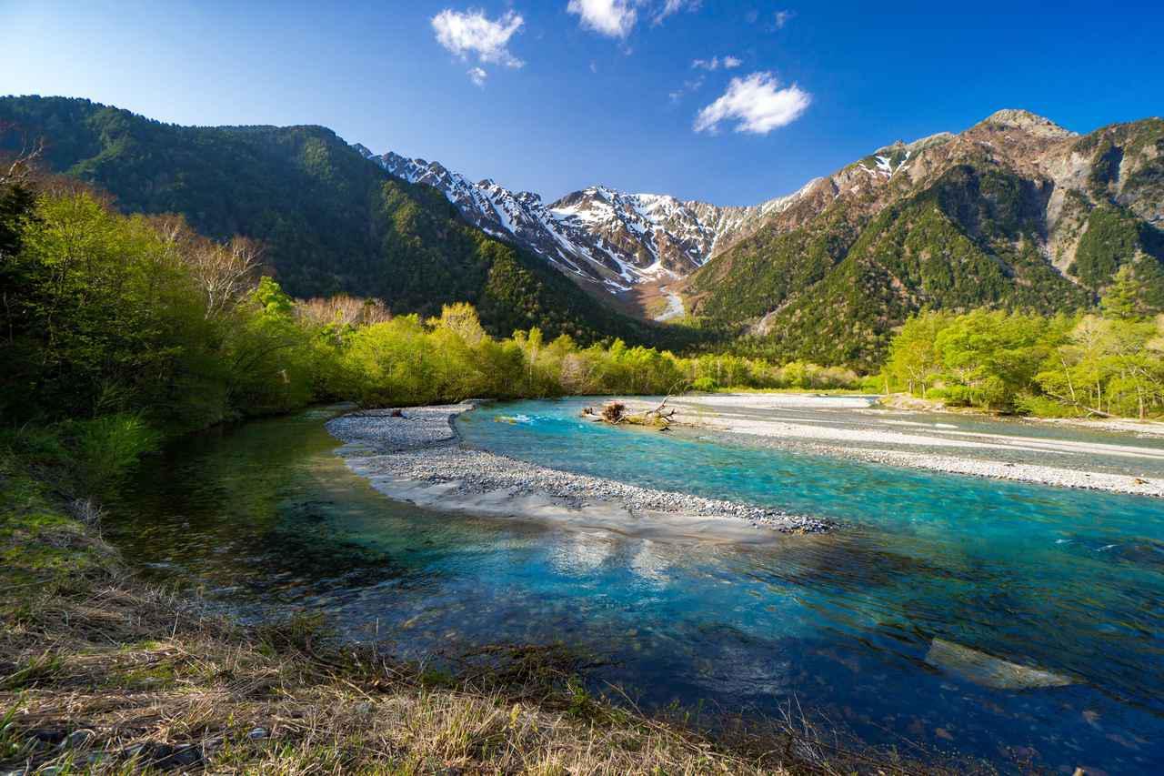画像: 高原リゾート「上高地」で聖なる自然に癒される旅