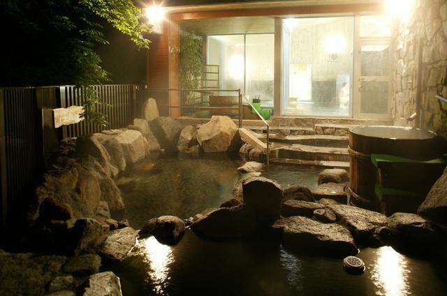 画像: 上高地温泉ホテル